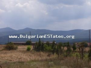 Great offer – regulated land for sale in a very good price located in really amazing place close to the Rodopi Mountain.