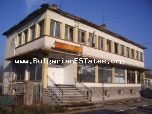 Administrative property for sale located in South-East Bulgaria at the village of Mudrets.