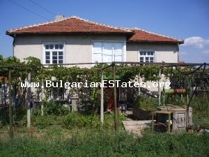 Our offer is a wonderful traditional Bulgarian house located at the quite countryside.