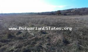Attractive piece of land for sale located at the main road Svilengrad - Burgas.