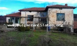 Our offer is a cheep house for sale located at the charming village of Balgarska polyana