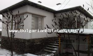 GREAT BARGIN!!! Fully renovated house located in South East Bulgaria.