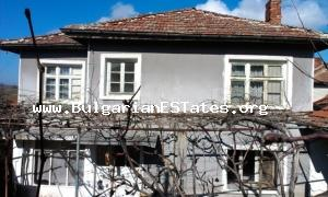 GREAT BARGIAN!!! Extremely cheap two-storey house is for sale located at the picturesque hamlet of Orlov dol in Haskovo region.