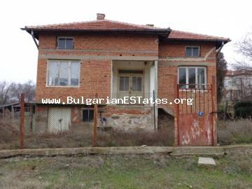 One-storey house for sale is located at the adorable village of Hlyabovo, Bulgaria