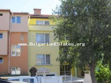 For sale is small family hotel for sale located at the center of the quarter of Sarafovo, Burgas, Bulgaria.