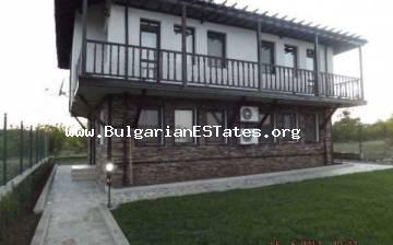 Bulgarian property for sale.For sale is a business. Guest House in the village of Velika, 3 km from the seaside resorts of Lozenets and the sea.