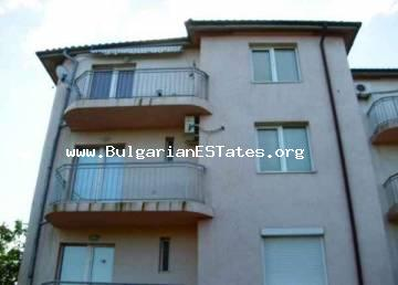 One-bedroom apartment for sale with sea view in the town of Tsarevo, Bulgaria.