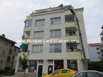 For sale is big one-bedroom apartment in the center of the seaside town of Tsarevo, Bulgaria.