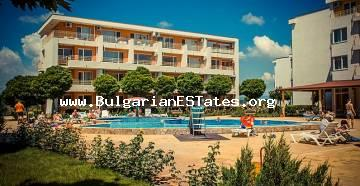 Cheap studio is for sale in the resort of Sunny beach, Bulgaria.