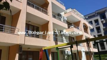 "Great bargain. A large studio in ""Elitoniq gardens"", Sunny Beach is for sale for 22 300 euro."