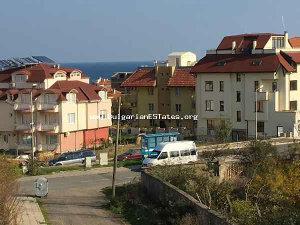 One-bedroom apartment is for sale for a good price in Tsarevo, only 150 meters from the sea.