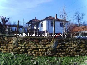 A nice traditional rural house just 44km. from the Black sea.