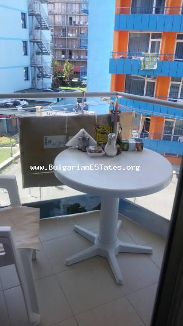 "Inexpensive studio is for sale in the ""Pearl"" complex, Sunny Beach € 22 000."