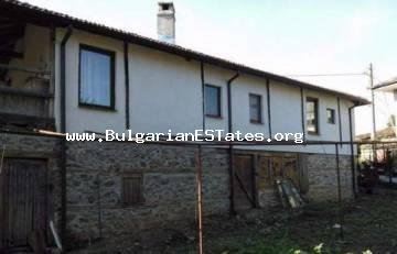 Top offer. Restored old house and tavern (for your business) is offered for sale in Strandja mountain village Indzhe Voyvoda, 30 km from the sea.