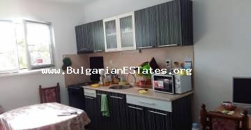 A renovated house is for sale in the village of Krastina, 26 km from the city centre Burgas for a price of 19 999 euro.