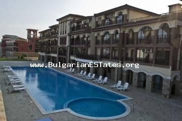 For sale is one-bedroom apartment with furniture in the apartment complex Panorama Bay 2, Saint Vlas