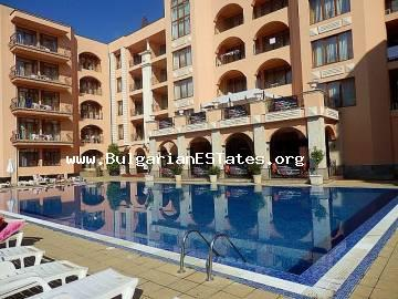 "We present you a large one bedroom apartment for sale in complex ""Palazzo 2"", Sunny Beach."