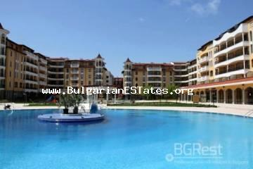 One bedroom apartment is for sale in Royal Sun Complex , four star hotel.