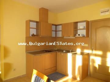 TOP LOCATION!!!! One bedroom furnished apartment in Trakiya Plaza complex, Sunny Beach