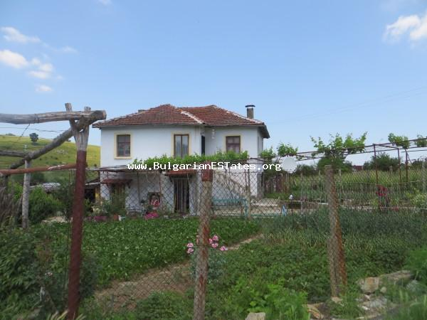 33 Renovated House Is For Sale In The Village Of Slivovo Just 55 Km From