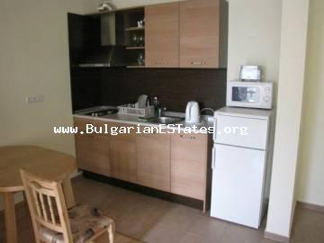 "For sale is one-bedroom apartment in ""Nesebar Fort club"" complex, Sunny Beach resort."