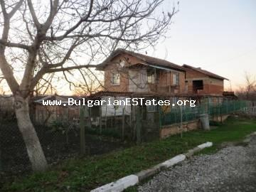 For sale is a renovated two-storey house in the village of Livada, just 20 km from the city of Burgas and the sea!!!