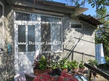 One-storey house for sale in the village of Ravna Gora, 14 km from the sea and 20 km from the city of Bourgas