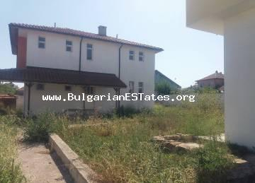 Profitable new house is for sale in the village of Marinka only 5 km from the sea and 10 km from the city of Bourgas.