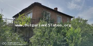 Very affordable renovated two-storey house is for sale in the town of Malko Tarnovo, 65 km from the regional city of Burgas.