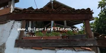 Two-storey house for sale in the village of Indzhe Voyvoda, only 30 km from the sea and 36 km from the city of Bourgas.