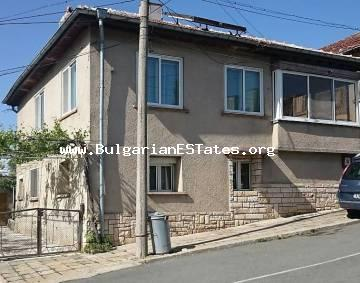 A large renovated two-storey house is for sale in the centre of the town of Malko Tarnovo.