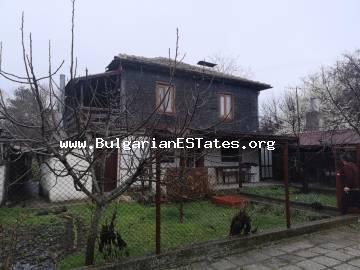For sale is a two-storey Renaissance style house in the heart of the Strandzha Mountains, only 18 km from the sea and the resort town of Tsarevo.