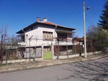 Interesting property is for sale in the village of Zavet, in the area of ​​the Stara Planina mountains, only 65 km away from the sea.