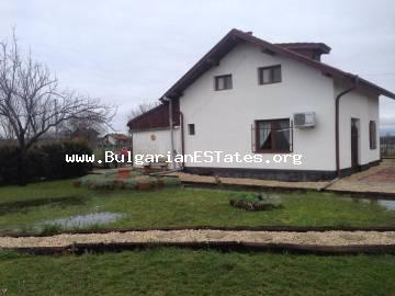 Renovated house in the village of Trastikovo, just 15 km from Burgas and the sea.