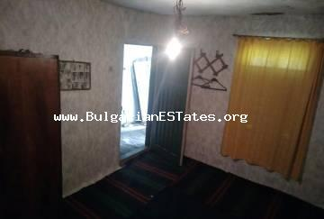 We offer for sale affordable two-storey house with a large yard in the village of Momina Tsarkva, only 60 km from the city of Burgas and the sea.