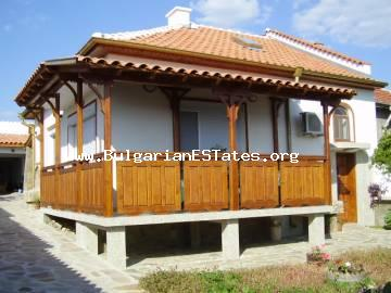 An unique combination between the traditional style and modern comfort of living in one Bulgarian house for sale!