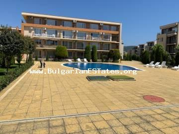Bulgarian Estates Ltd. offers a studio for sale in Holiday Fort Noks complex, Sunny Beach
