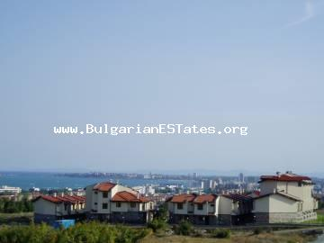"Villa with sea view for sale in the complex ""Riostar Imperial Heights"", Kosharitsa, just a kilometer from Sunny Beach."