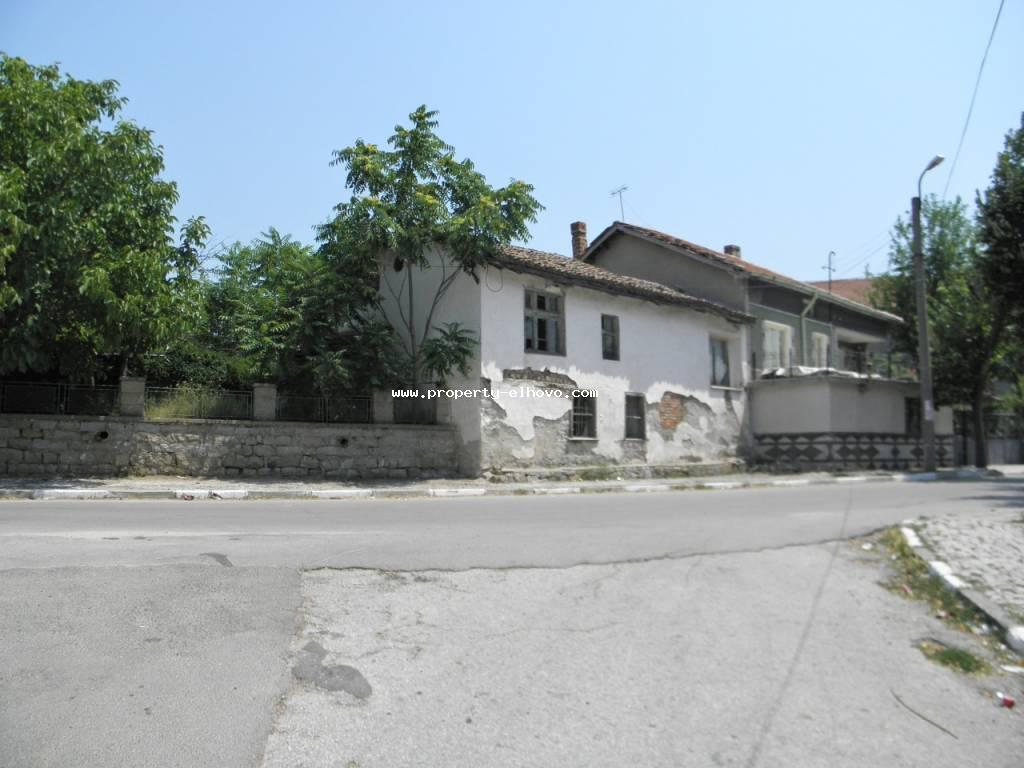 View of   in Granitovo